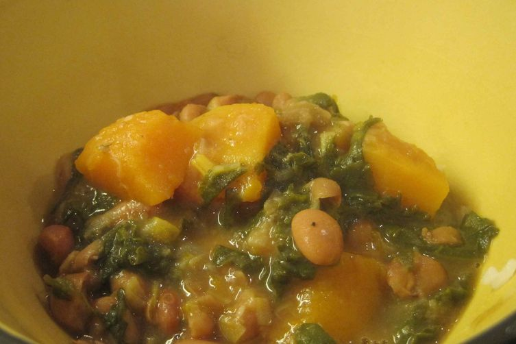 This Week's Beans (with Ginger & Preserved Lemon)