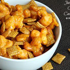 Chicago Style Cashew Crunch