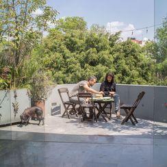 At Home with Yoshua Okon, a Mexico-City Based Artist