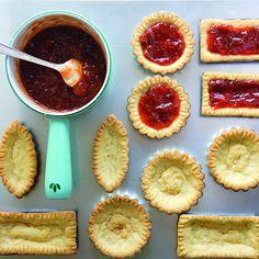 Mrs. Wheelbarrow's Jam Tarts