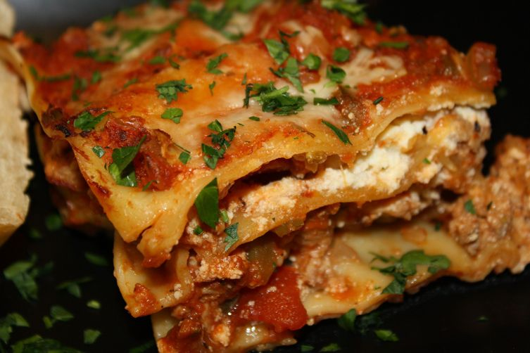 Turkey Lasagna