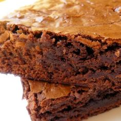 Naked Brownies