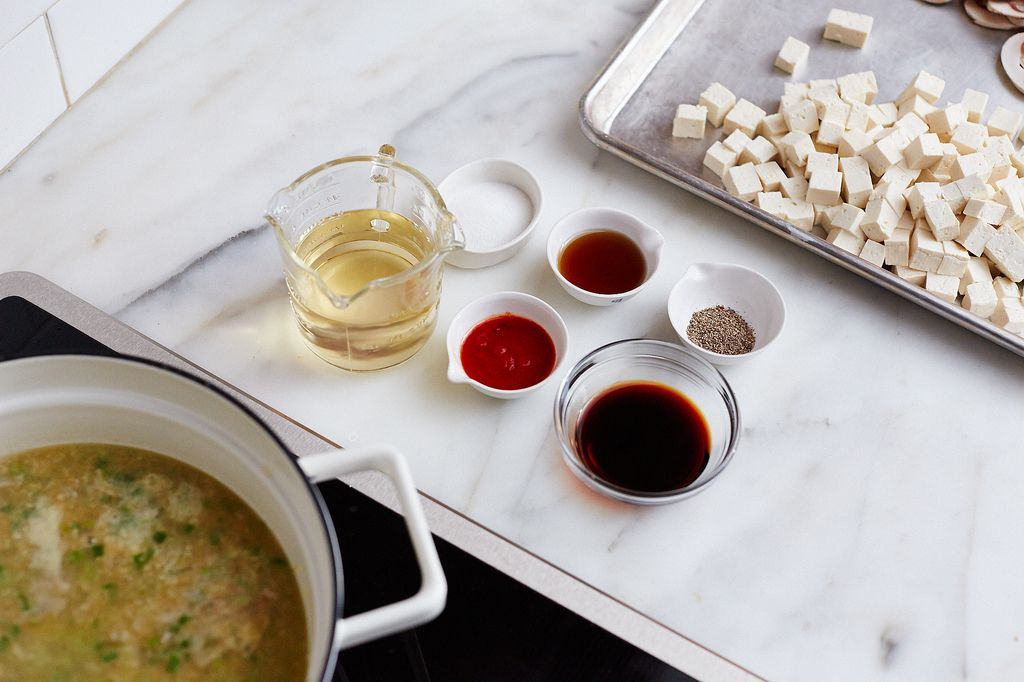 Joanne Chang's Hot & Sour Soup from Food52