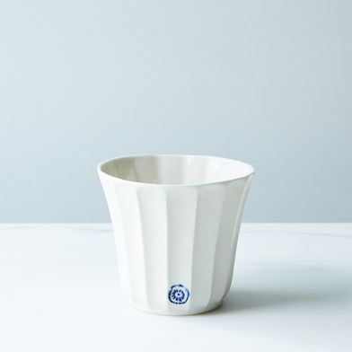 Porcelain Herb Flower Pot