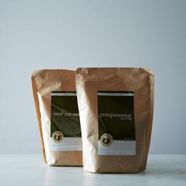 Pompanoosuc Porridge and Organic Steel Cut Oats Bundle