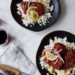 Tandoori Coconut Chicken
