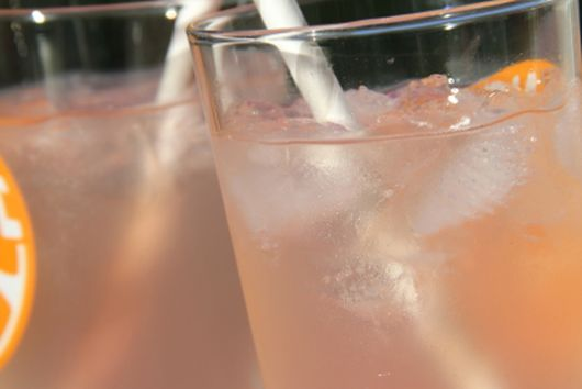 Refreshing Coconut Water and Watermelon Sparkling Non-Alcoholic Spritzer