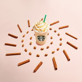 A Brief History of the New Starbucks Horchata Frappuccino