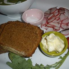 Gluten-Free Pumpernickel Bread