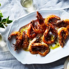 A Very Good, Very Crunchy Reason to Not Peel Shrimp