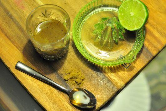 Smoky Honey Lime Vinaigrette