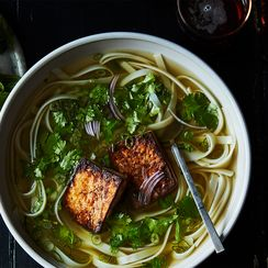 How Pho Genius Andrea Nguyen Makes a Richer Vegan Broth