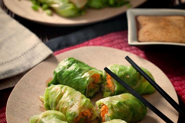 Lettuce Leaf Rolls