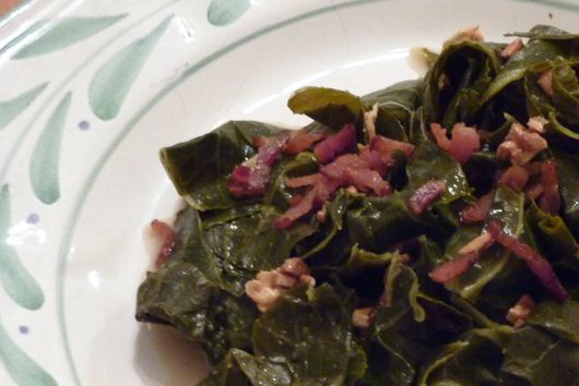 Mom Would Be So Proud Collard Greens
