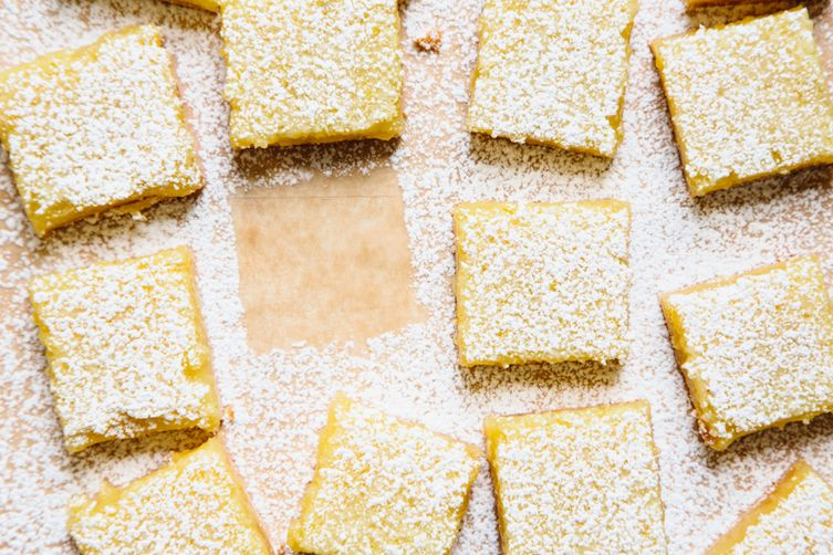 lemon bars recipe on food52