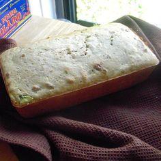 zuchinni cake bread