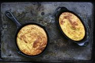 Buttermilk Bacon Grease Cornbread