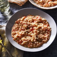 The Genius Little Secrets of Creamy, Rule-Breaking, Truly One-Pot Risotto