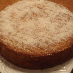 Moist Coconut Cake