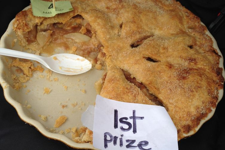 1st Prize Apple Pie