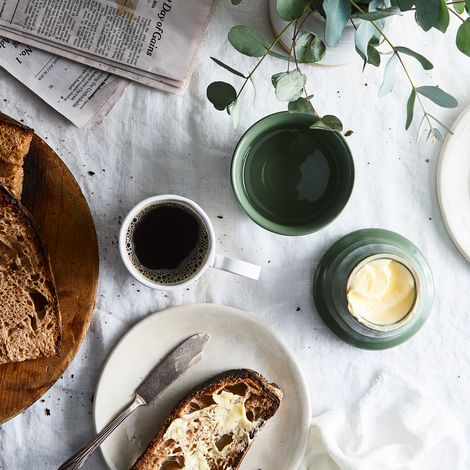 Food52 x Emile Henry French Butter Keeper