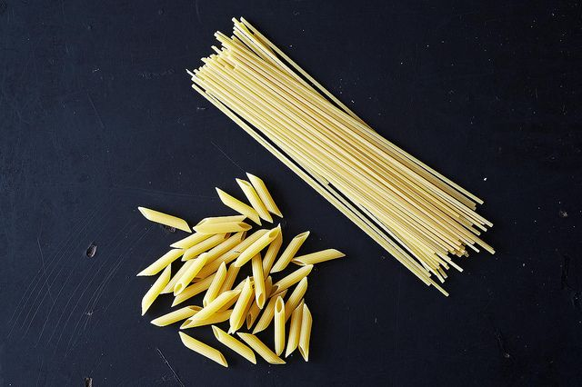 Dried pasta from Food52