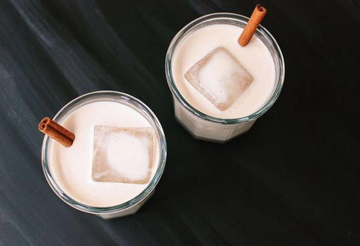 Homemade Horchata