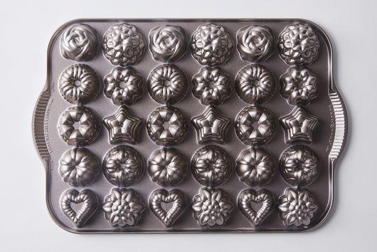Nordic Ware Bundt Teacakes & Candies Pan