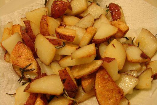 Nonna Franca's Potatoes
