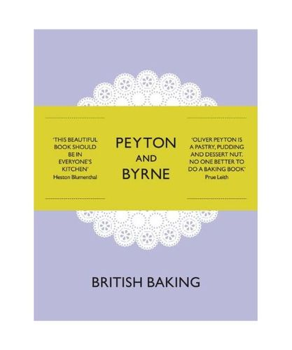 Peyton and Byrne: British Baking