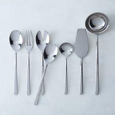 Italian Serveware, Linea (7-Piece Serving Set)