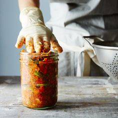 What To Do With a Jar Of Kimchi