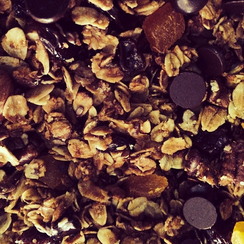 Chocolate Crunch Granola