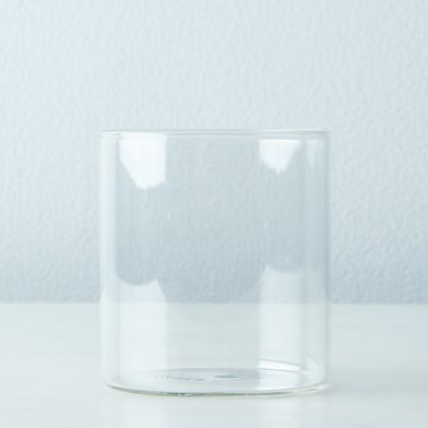 Simple Glass Tumblers (Set of 6)