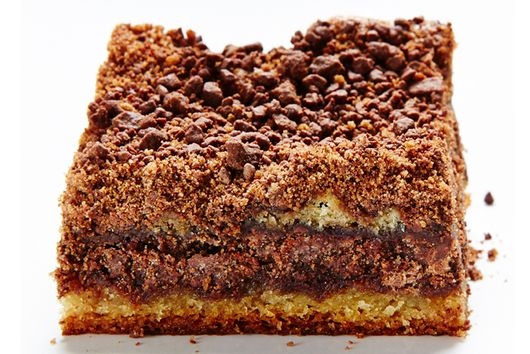 Chunky Chocolate Coffee Cake