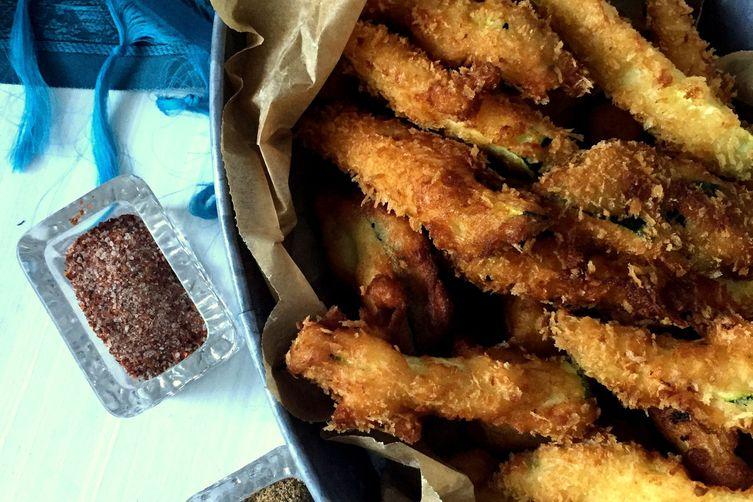 Vegan Zucchini Fries