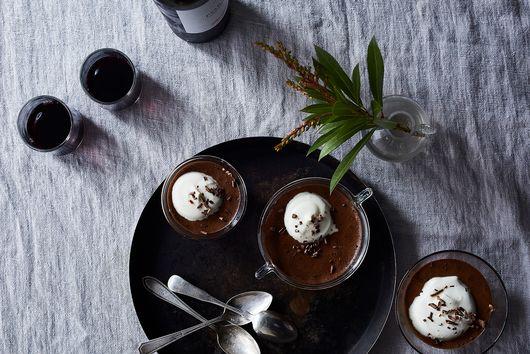 Dorie Greenspan's Top Secret Chocolate Mousse (Mousse au Chocolat)