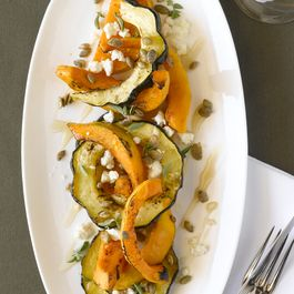 Honey-Glazed Winter Squash