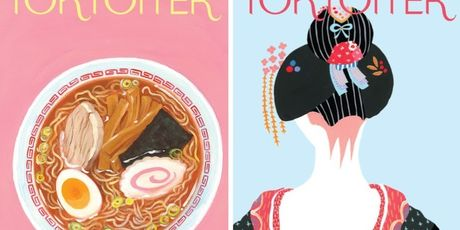Artists pay homage to Japan with The Tokyoiter