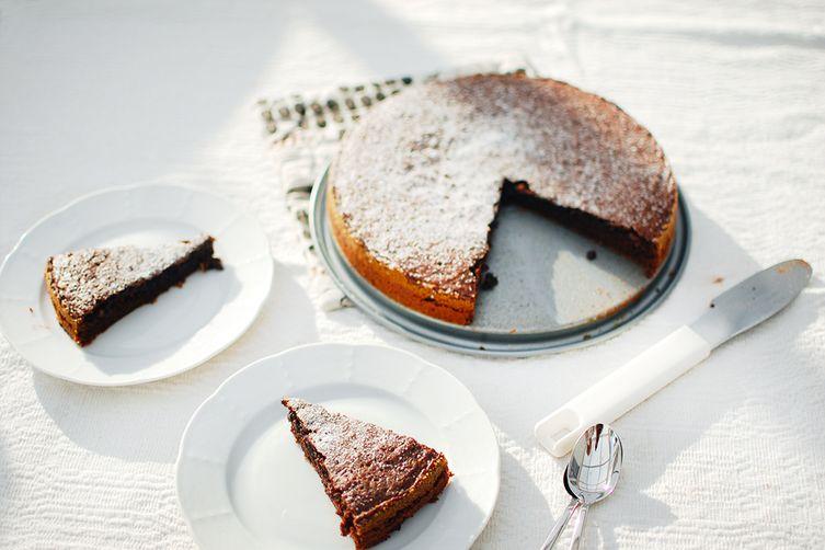 Classic Swedish Mudcake