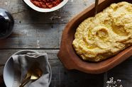 How to Make the Creamiest Polenta of Your Life