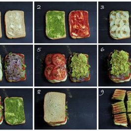 Sandwich ideas by Dauntlesst