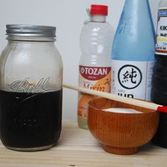 Authentic Teriyaki Sauce