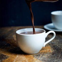 Creamy Non-Dairy Hot Chocolate