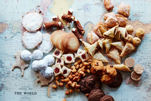 Travel Around the World with 46 Cookie Recipes (Cheaper than Airfare)
