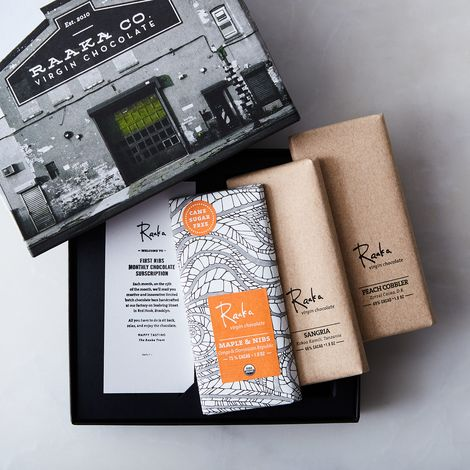 Genius Desserts Small-Batch Organic Chocolate (w/ Subscription Option)