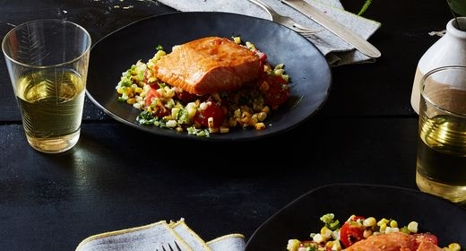 Your Best Recipe with Salmon