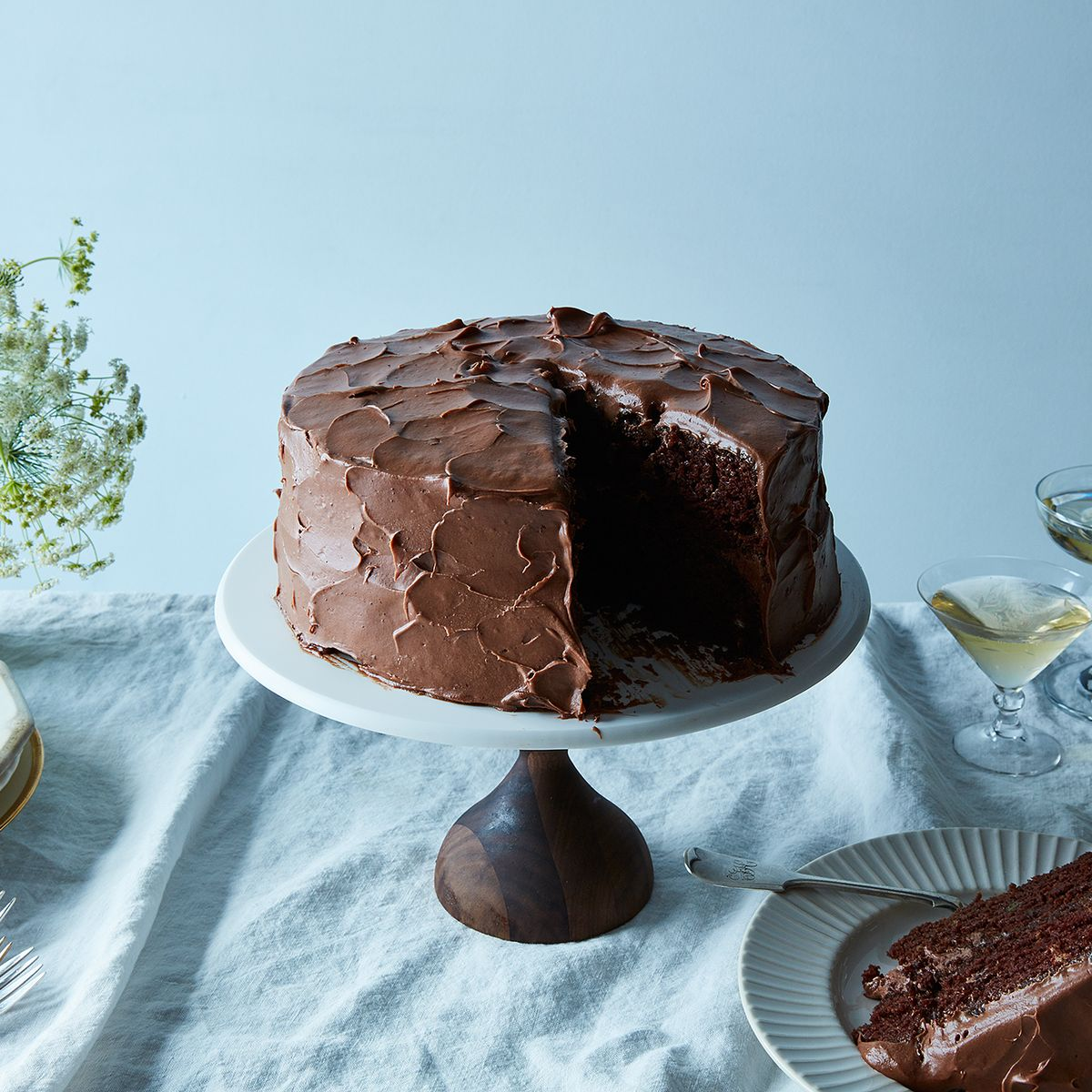 Incredible Genius Vegan Chocolate Birthday Cake Recipe Funny Birthday Cards Online Hendilapandamsfinfo