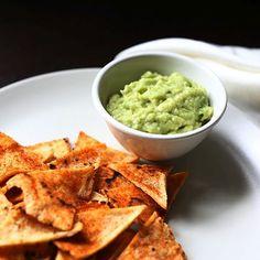 Delicious Healthy Guacamole