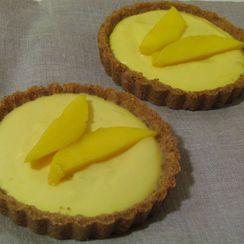 Mango tartlettes